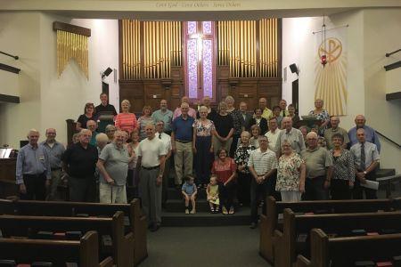 01 - Congregation
